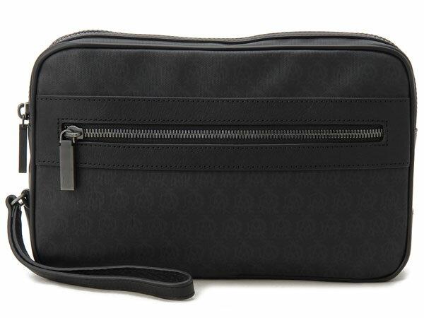 クリアランスセール 3万円均一 ダンヒル dunhill セカンドバッグ ウィンザー L3K791A WINDSOR ブラック バッグ メンズ