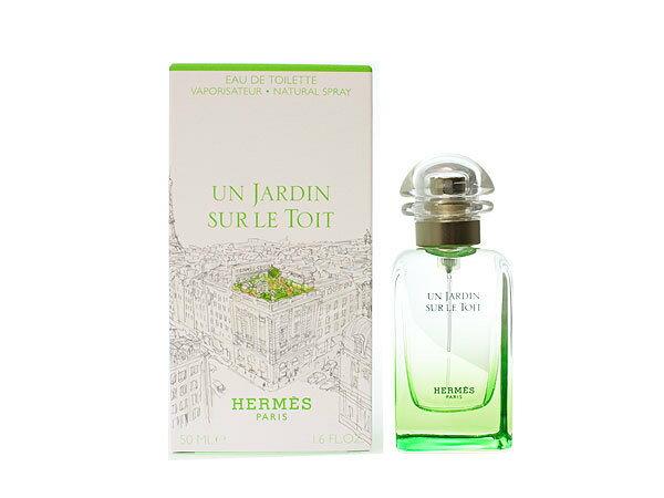 エルメス HERMES 屋根の上の庭 オードトワレ 50ml EDT レディース 香水 ユニセックス (香水/コスメ) P5SP