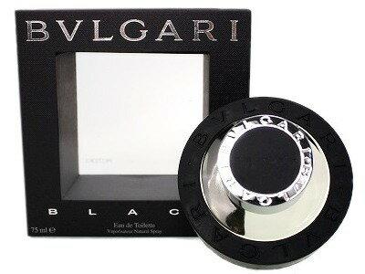 ブルガリ BVLGARI ブルガリ ブラック オードトワレ 75ml メンズ 香水 男性用 フレグランス (香水/コスメ) 新品