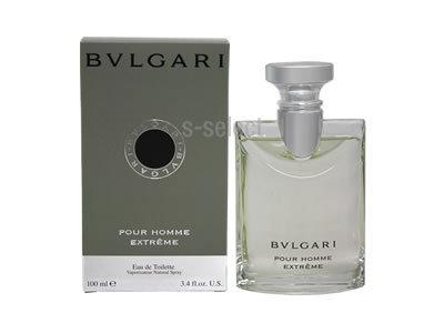 ブルガリ BVLGARI プールオム エクストリーム 100ml EDT オードトワレ エクストレーム メンズ 香水 男性用 フレグランス 新品