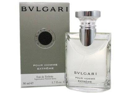 ブルガリ BVLGARI プールオム エクストリーム 50ml EDT オードトワレ エクストレーム メンズ 香水 男性用 フレグランス (香水/コスメ) 新品