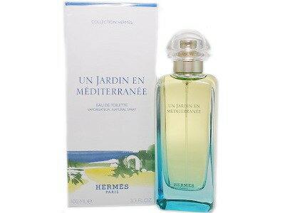 エルメス HERMES 地中海の庭 オードトワレ 100ml EDT レディース 香水 女性用 香水 新品