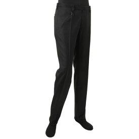 インコテックス スラックス INCOTEX 1AT030 1393D 910 【50】 ブラック ウールパンツ ボトムス パンツ ズボン メンズ 新品 【送料無料】