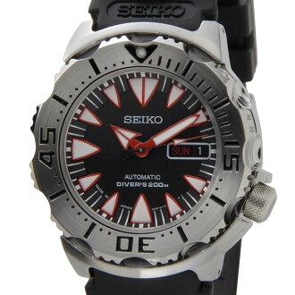 精工SEIKO SRP313J1潛水員表200M防水自動卷黑色橡膠吊帶人手錶
