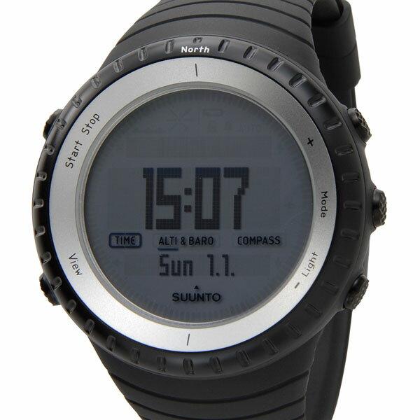 スント SUUNTO コア グレイシャーグレー メンズ 腕時計 SS016636000 SUTSP P10SP