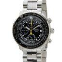 セイコー SEIKO 海外モデル パイロットクロノ SNA411P1 メンズ時計【smtb-m】 セイコーウオッチ 新品 【送料無料】