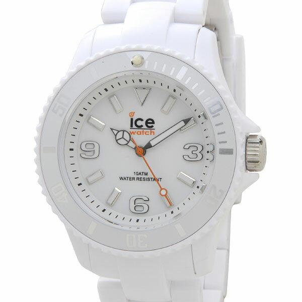 ICE WATCH アイスウォッチ SD.WE.U.P.12 000623 アイス ソリッド 40mm ホワイト ユニセックス 腕時計
