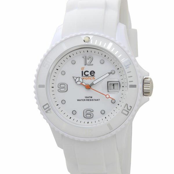 ICE WATCH アイスウォッチ SI.WE.U.S.09 000134 アイス フォーエバー 40mm ホワイト ユニセックス 腕時計