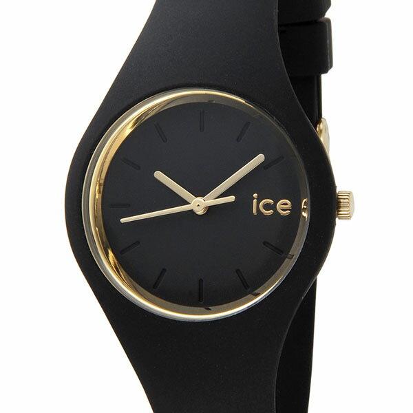 ICE WATCH アイスウォッチ 腕時計 レディース ICE.GL.BK.S.S.14 000982 アイスグラム ブラック