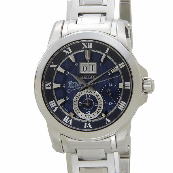 セイコー SEIKO SNP113P1 Premier プルミエ パーペチュアル クオーツ 腕時計 メンズ DEAL