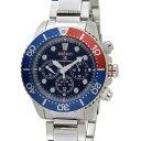 セイコー 腕時計 SEIKO クロノグラフ ダイバーズ ソーラー SSC019P1 ブルー メンズ ウォッチ セイコーウオッチ 新品 送料無料 DEAL