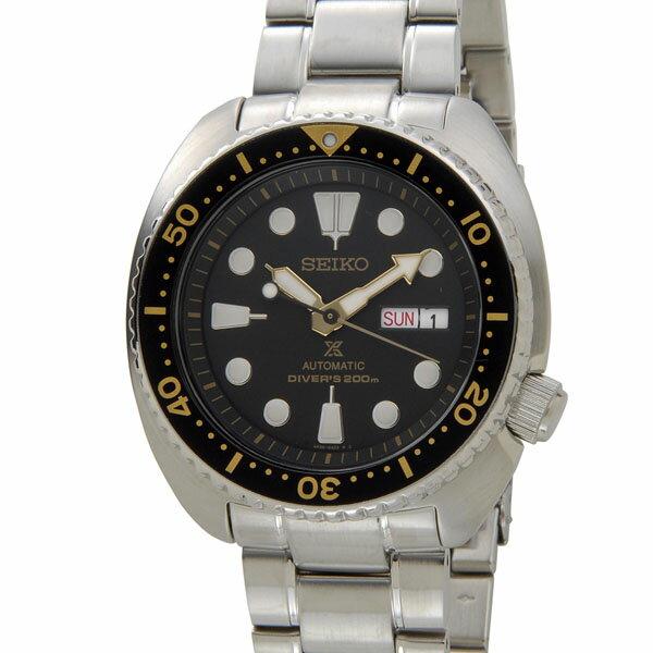 SEIKO セイコー PROSPEX プロスペックス SRP775K1 3rdダイバーズ復刻モデル メンズ 腕時計 自動巻き ブラック DEAL