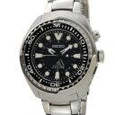 SEIKO セイコー PROSPEX プロスペックス SUN019P1 キネティック GMT ダイバー メンズ 腕時計 自動巻き ブラック