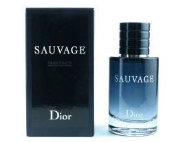 [Rakuten Fashion THE SALE] Christian Dior クリスチャン ディオール ソヴァージュ オードトワレ 60ml EDT メンズ 香水 (香水/コスメ) 新品