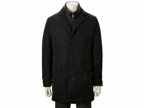 クリアランスセール MOORER ムーレー ダウンコート DOLLAR-FX ダラー メンズ ダウンジャケット ブラック