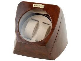 訳あり 小キズ、汚れ ロイヤルハウゼン ウォッチワインダー 2本巻き RH003 木目調 ウォッチケース 腕時計ケース ワインダー 2年保証 新品
