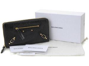 バレンシアガラウンドファスナー長財布BALENCIAGA253036D940G1000クラシックコンチネンタル