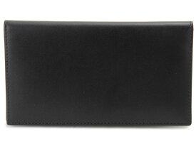 エッティンガー 長財布 ETTINGER ST806AJR PURPLE ロイヤルコレクション ブラック メンズ 新品 【送料無料】