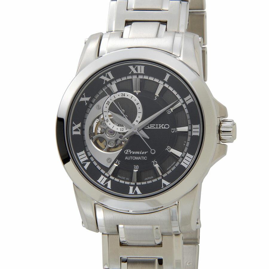 セイコー プルミエ SEIKO SSA215J1 日本製海外モデル 自動巻き メンズ 腕時計
