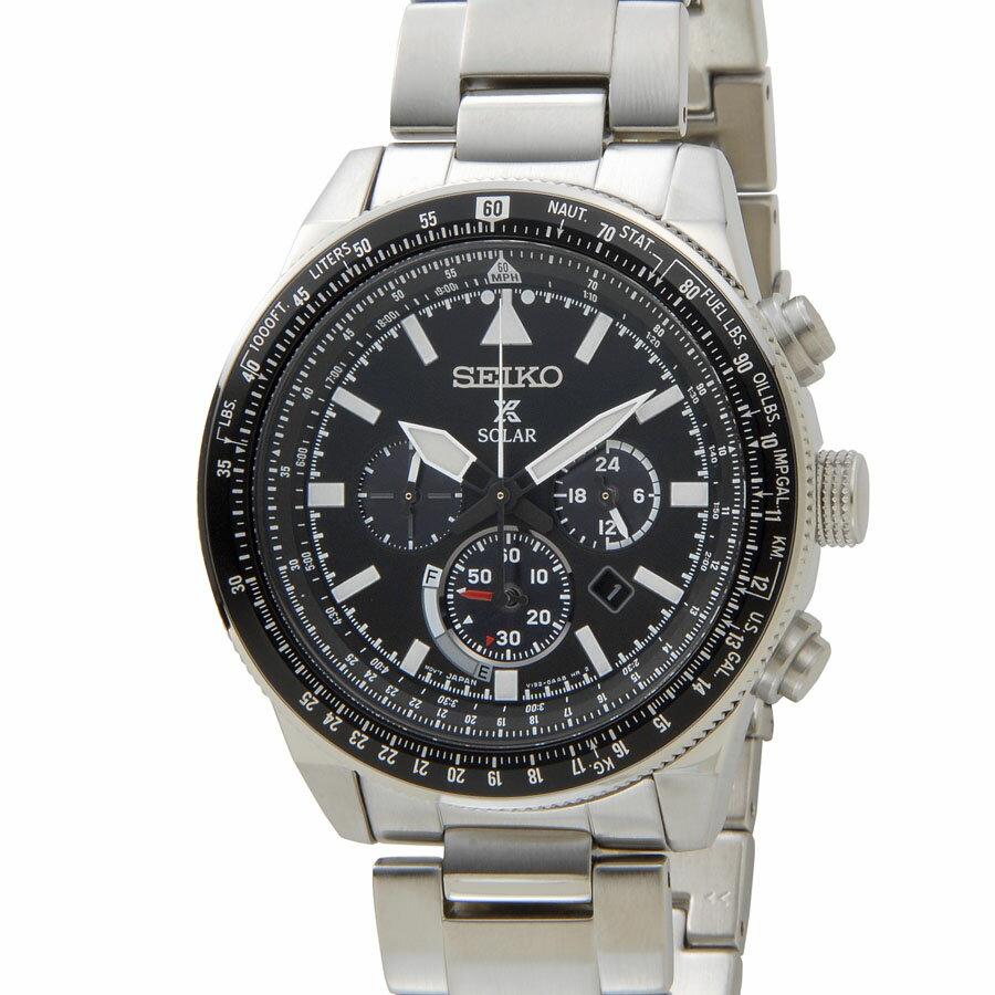 セイコー プロスペックス ソーラー クロノグラフ SEIKO PROSPEX SSC607P1 クオーツ メンズ 腕時計