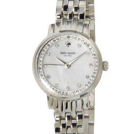 ケイトスペード kate spade レディース 腕時計 KSW1241 モントレー ミニ ホワイトシェル×シルバー 新品 【送料無料】