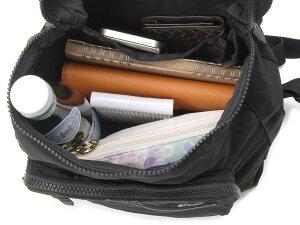 レスポートサックLeSportsacリュック2518C063ポータブルバックパックブラックレディースバッグ