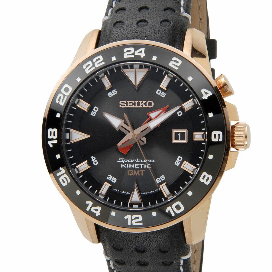 セイコー SEIKO キネティック メンズ 腕時計 SUN028P1 スポーチュラ キネティック クオーツ P10SP