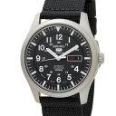 セイコー SEIKO SNZG15J1 SEIKO5 セイコー5 ファイブ スポーツ ブラック メンズ 腕時計 新品