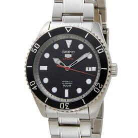 クリアランスセール セイコー SEIKO SRPB91K1 SEIKO5 セイコー5 ファイブ スポーツ ブラック メンズ 腕時計 新品 【送料無料】