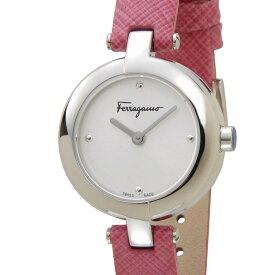 フェラガモ Salvatore Ferragamo 時計 FAT010017 シルバー×ピンク レディース 腕時計 新品 【送料無料】