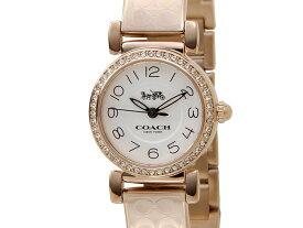8006dc934cf6 コーチ COACH 腕時計 レディース 14502872 Madison マディソン バングルウォッチ ピンクゴールド 時計 女性 新品 【送料