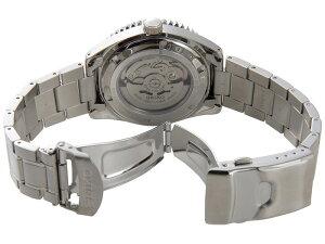 セイコーSEIKOSRPB89K1SEIKO5セイコー5ファイブスポーツ自動巻きブルーメンズ腕時計新品