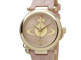 ヴィヴィアンウエストウッド VIVIENNE WESTWOOD 時計 006PKPK オーブ ゴールド×ピンク レディース 腕時計 新品 【送料無料】
