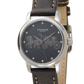 コーチ COACH レディース 腕時計 14502979 GRAND グランド ブラック 黒 新品 【送料無料】