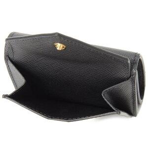 プラダPRADA三つ折り財布1MH021-QHH-F0002コンパクト財布ブラックレディース新品