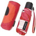 Marimekko マリメッコ 傘 レディース 38654-001 折りたたみ傘 日傘 ウニッコ レッド 北欧
