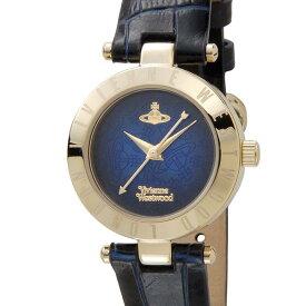 ヴィヴィアンウエストウッド VIVIENNE WESTWOOD レディース 腕時計 ネイビー×ゴールド VV092NVNV