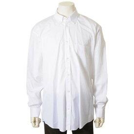 バレンシアガ BALENCIAGA シャツ ホワイト 白 メンズ ノーマルフィットシャツ カジュアルシャツ
