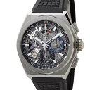 ゼニス ZENITH メンズ 腕時計 95.9000.9004/78.R782 デファイ エル・プリメロ 21 44mm スケルトン 時計