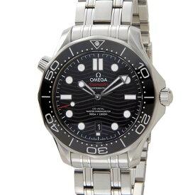 オメガ OMEGA メンズ 腕時計 210.30.42.20.01.001 シーマスター プロフェッショナル300 コーアクシャル マスター クロノメーター 当店5年保証