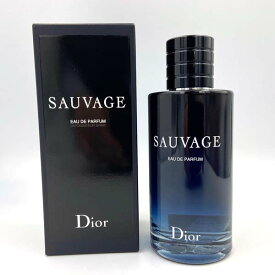 クリスチャンディオール Christian Dior ソヴァージュ オードパルファム EDP 200ml 香水 メンズ ディオール フレグランス