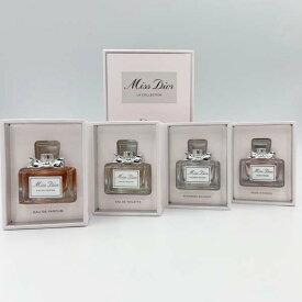 クリスチャン ディオール Dior 香水 レディース ミス ディオール ラ コレクション ミニチュア ミニボトル コフレセット