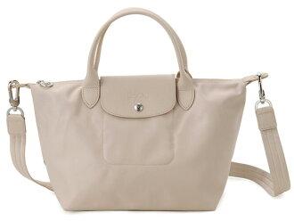 旅行袋旅行袋袋手提包 Le pliage 新 1512年 578 005 米色米色 2WAY 手提包女装包