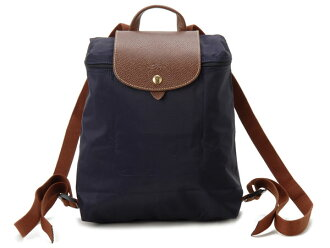 s-select  Longchamp LONGCHAMP backpack pliage folding bag 1699 089 645  Myrtilles ladies gift wrapped free  adc91ee71cfc0
