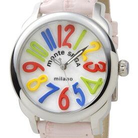 訳あり(細かいキズあり) 男女兼用 腕時計 【ユニセックス 時計】 MOS1150PK ピンク 【ガガミラノ、フランクミューラー好きにお勧め】 新品