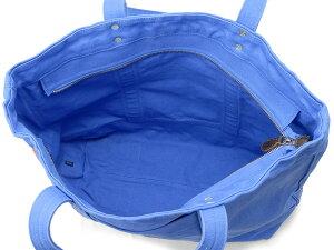 RALPHLAURENラルフローレントートバッグ405530701001BIGPPTOTEビッグポニーキャンバスブルー/オレンジ