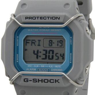 卡西歐CASIO G打擊G-SHOCK手錶5600 DWD5600-P8 DR CLASSIC SERIES保護灰色人鐘表