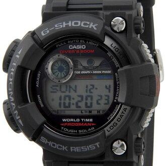 供卡西欧CASIO G打击G-SHOCK手表1000 GF-1000-1 DR FROGMAN蛙人ISO根据200m潜水使用的防水钟表