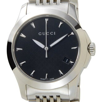 485f5cf7d12 Gucci watches small version G timeless collection silver   black YA126502  ladies watch by gucci by 2015 and brand bags