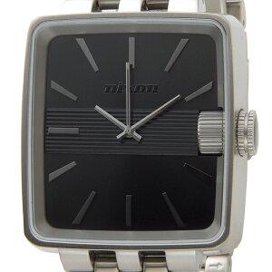 NIXONニクソンサルタンブラックメンズ腕時計SultanBlackA004000